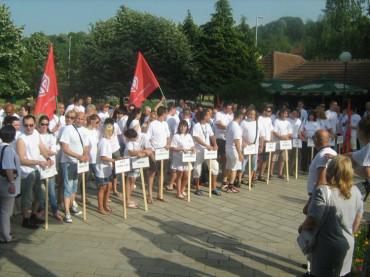 Услови одржавања спорских игара и синдикалне школе