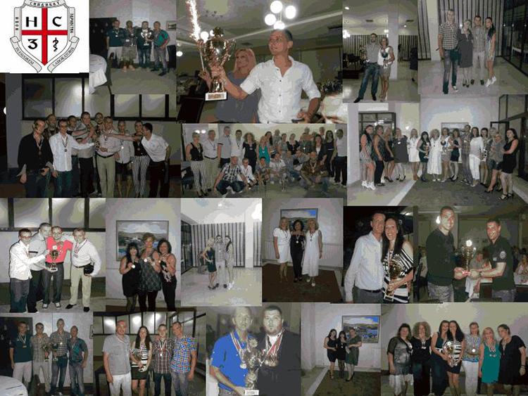 Организациони одбор спорских игара НСЗ Србије
