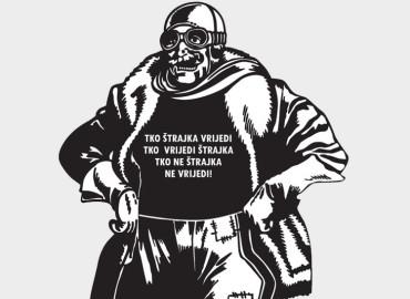 Упуство за протес НСЗ Србије за страјк 25.03.2011.