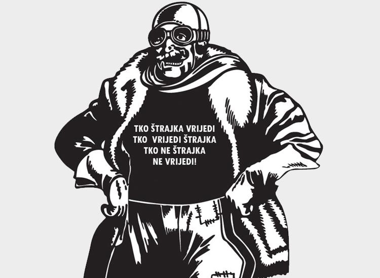 Upustvo za protes NSZ Srbije za strajk 25.03.2011.