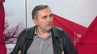 """PREDSEDNIK NOVOG SINDIKATA ZDRAVSTVA SRBIJE ŽIVORAD MRKIĆ U DNEVNIKU TELEVIZIJE """"N1"""""""